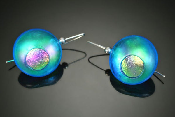 Atomic Orb Earrings