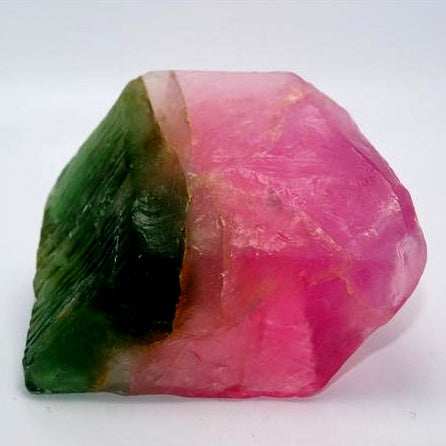 Watermelon Tourmaline Soaprock