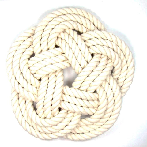 Nautical Sailors Knot Trivet