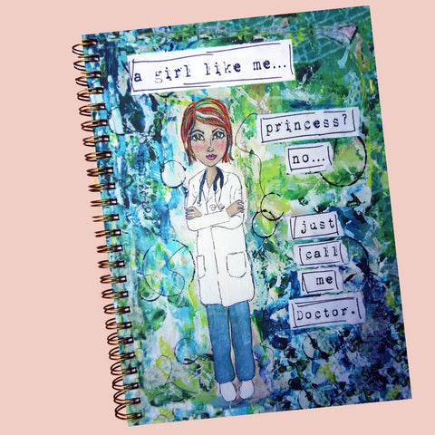 Journal-Just Call Me Doctor