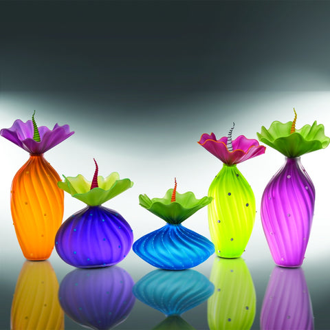 BOBtanical Glass Bottles-Spring Colors