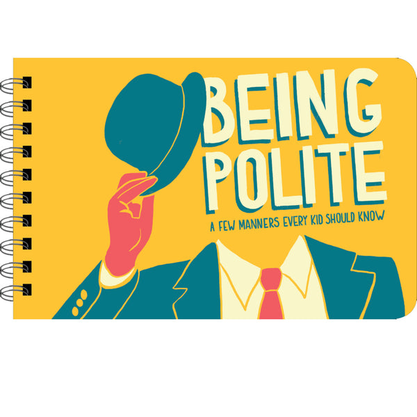 Being Polite Book (Artist series)