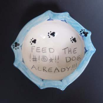 BOWL Feed The Dog