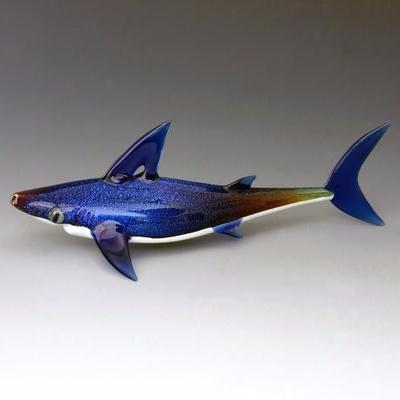 Dichroic Shark-Red Nosed