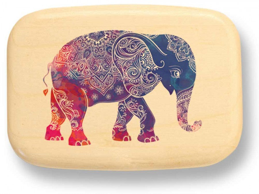 Secret Box-Henna Elephant