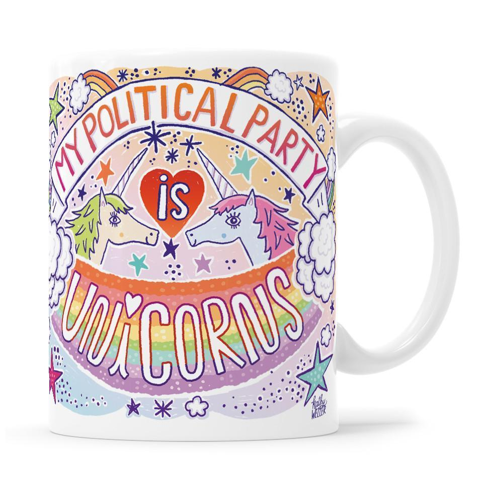 my political party is unicorns