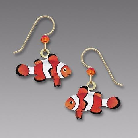 Clown Fish Earrings