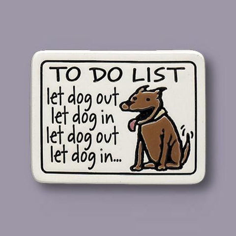 Magnet-To Do List