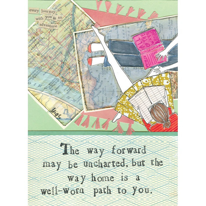 Card-Well Worn Path