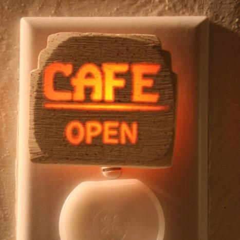 Glow Nightlight-Cafe
