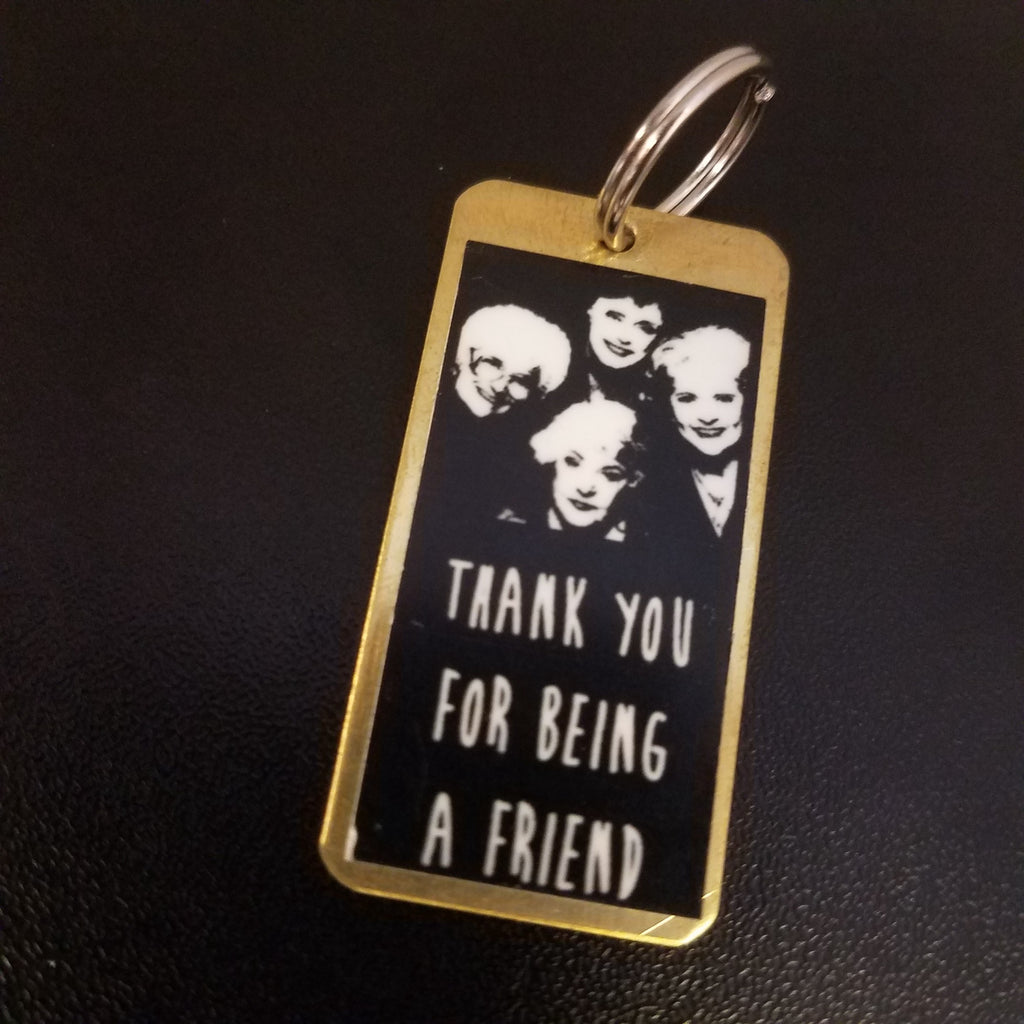 Keyring-Being a Friend