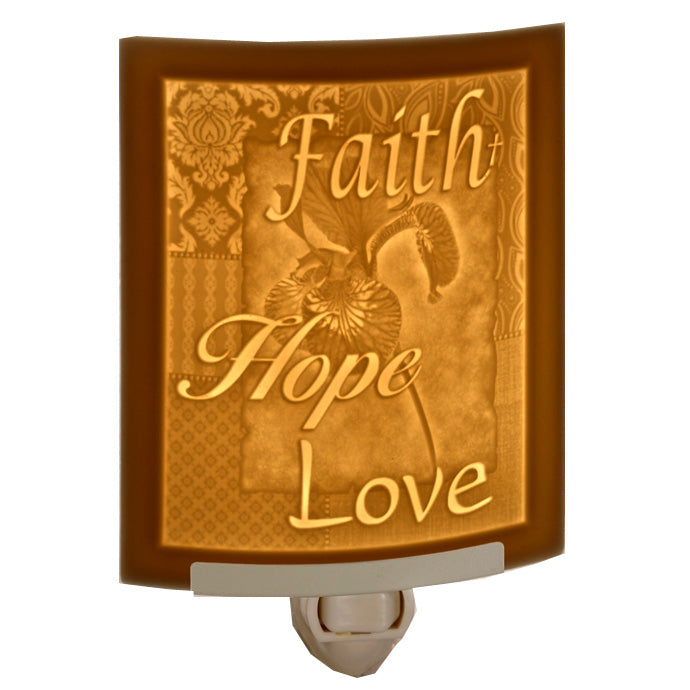 Nightlight-Faith Hope Love