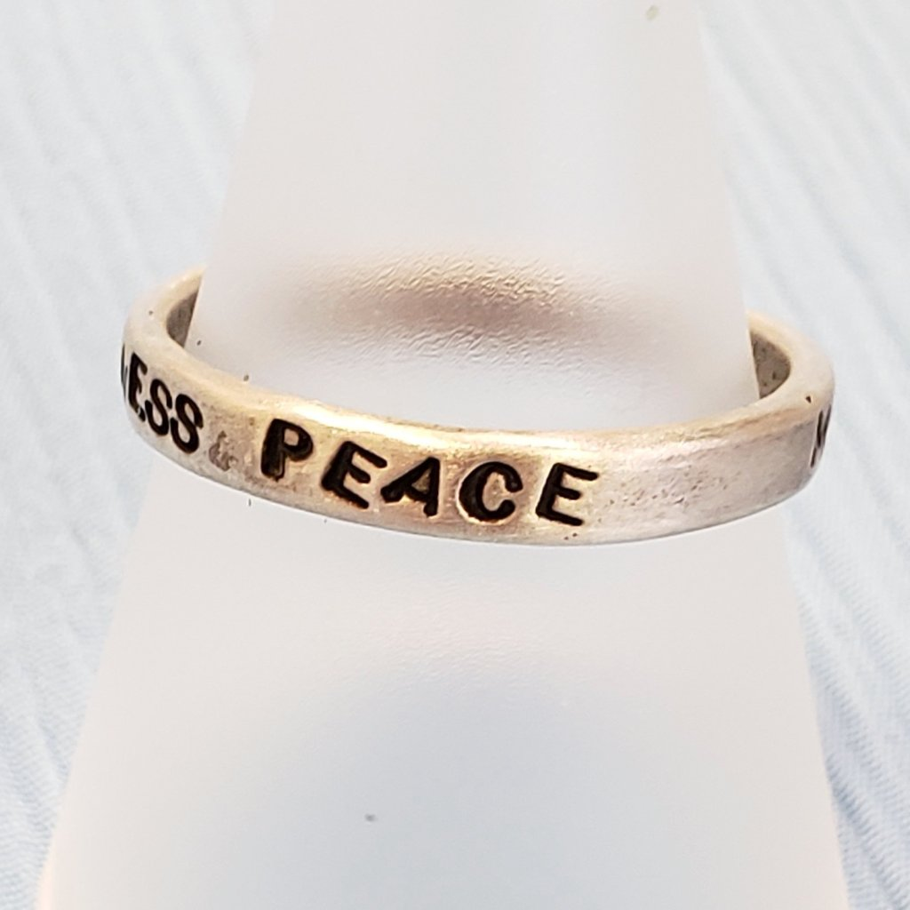 Peace Magic Love Ring