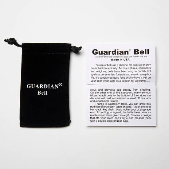 Guardian Bell-Celtic Dragon