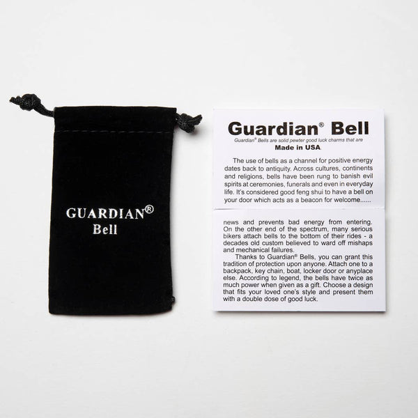 Guardian Bell-Claddagh