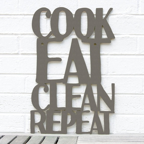 Cook Eat Clean-Large