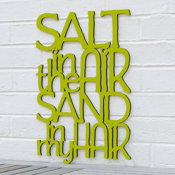 Salt in the Air -Medium