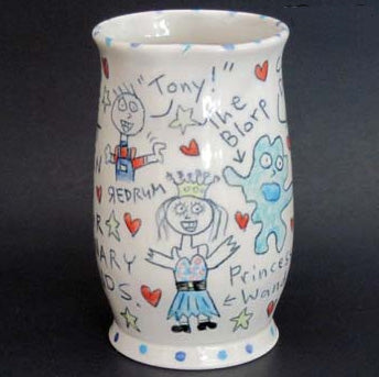 Imaginary Friends Large Mug