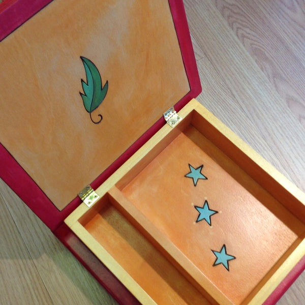 Sun & Moon Box by Sticks