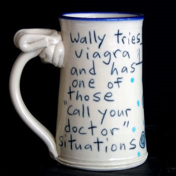 Call Your Doctor Situation Mug