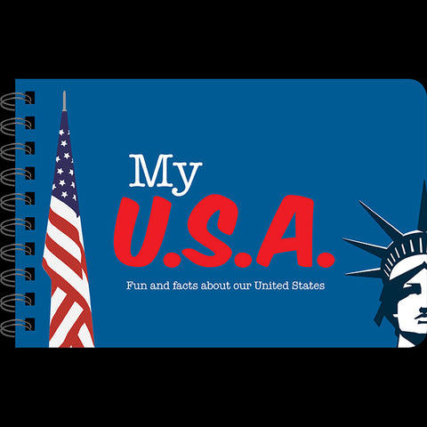 My USA Book