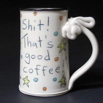 Good Coffee Mug-Male
