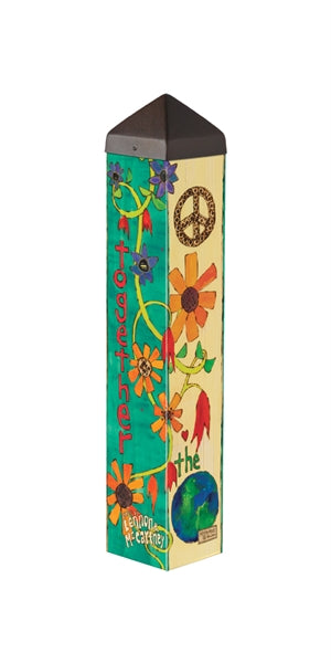 "Art Pole 20""-Let it Be"