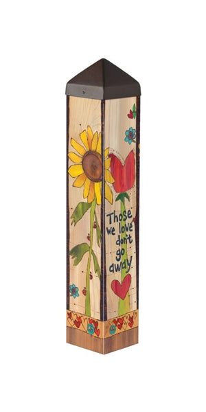 "Art Pole 20""-With Us Everyday"