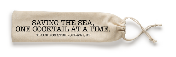 Straw Set-Saving The Sea
