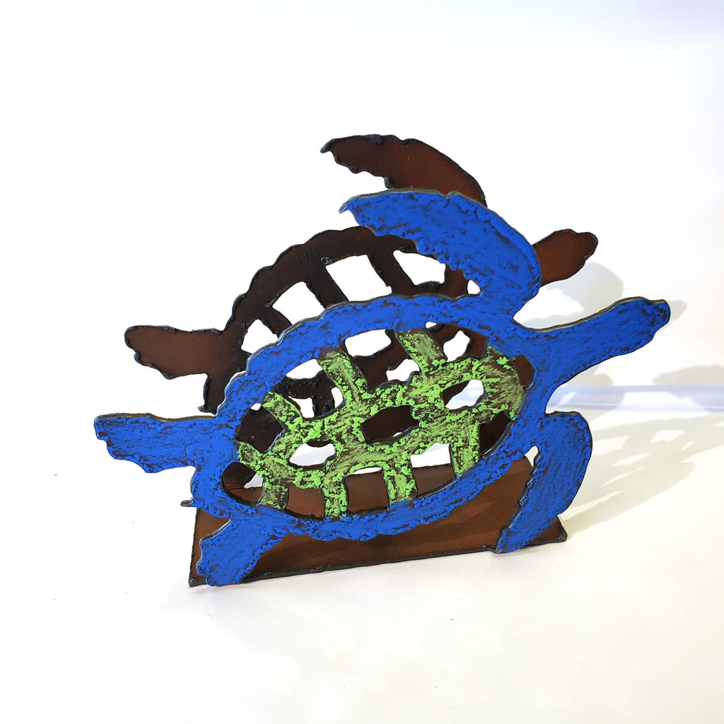 Napkin Holder-Sea Turtle