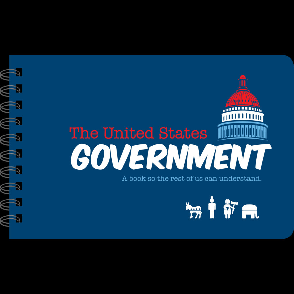 US Government: How it Works Book