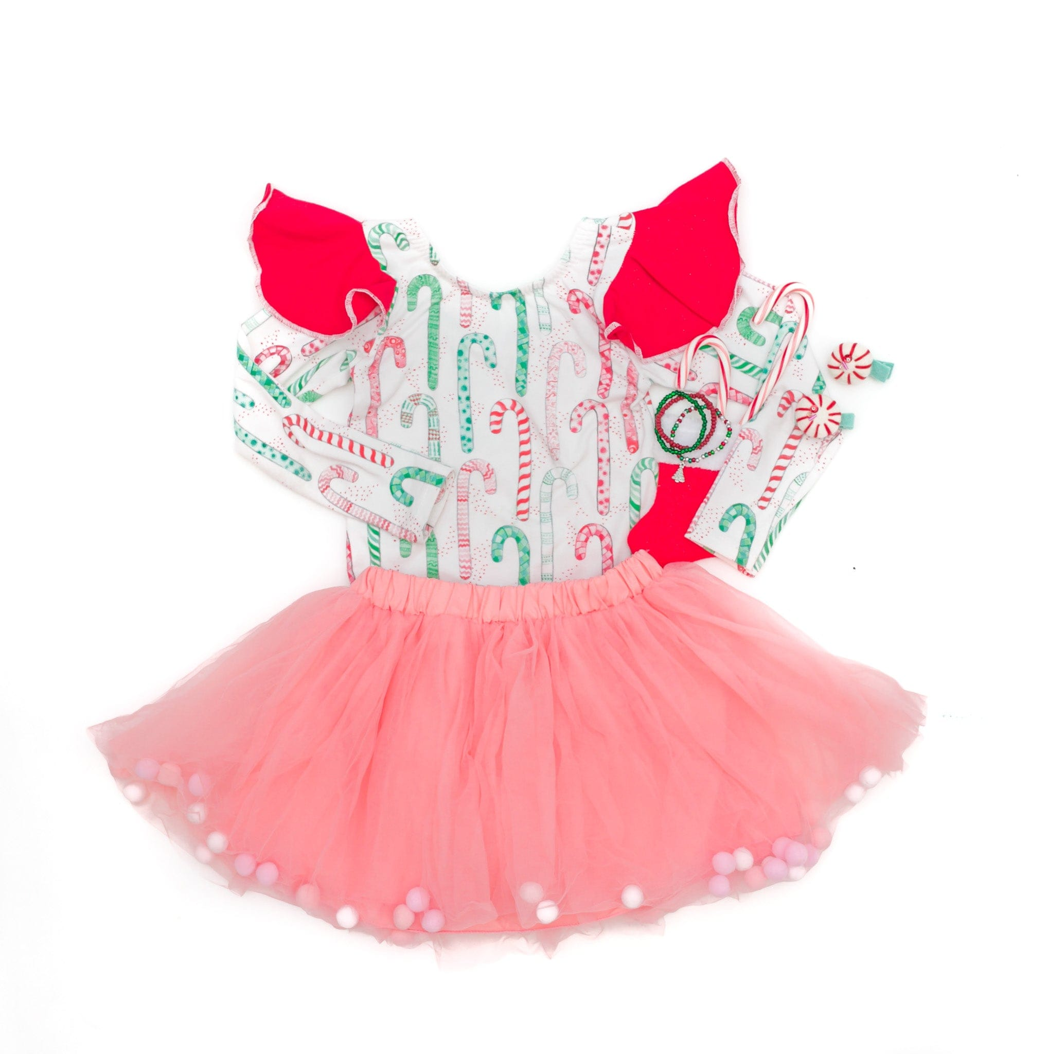 peach pom pom tutu, rose pom pom tutu, pink pom pom tutu for girls, tutu for girls