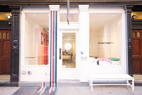 Olfactory NYC Store Front