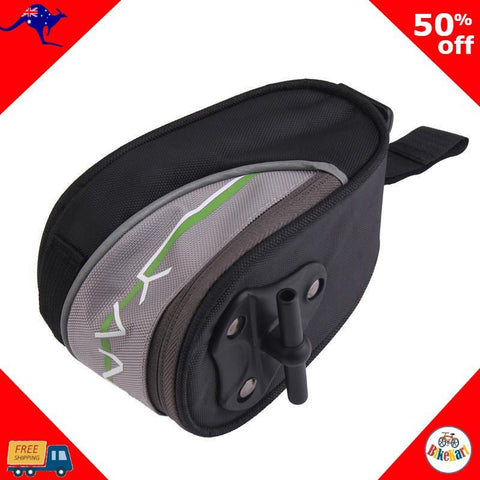 BikeKart-Bicycle Bag-Bicycle Saddle Bag Cycling Rear Seat-OzKart
