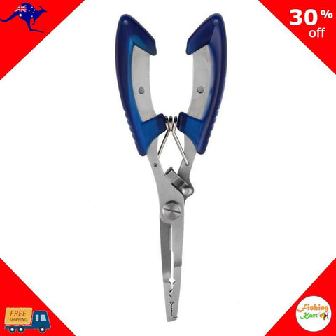 FishingKart-Plier-Quality New Stainless Steel Fishing Plier-default-OzKart