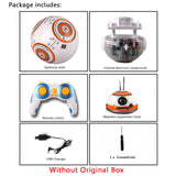 RC BB-8 Robot Star Wars 2.4G remote control
