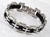 Stainless Steel Link Chain Bracelets