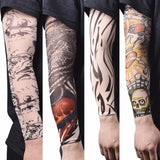 Skin Protective Nylon stretchy tattoo sleeves