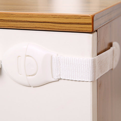 Children Anti Open Drawer Lock