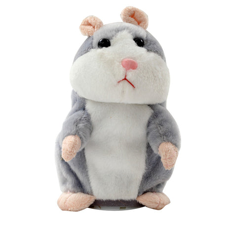 Electronic Talking Hamster