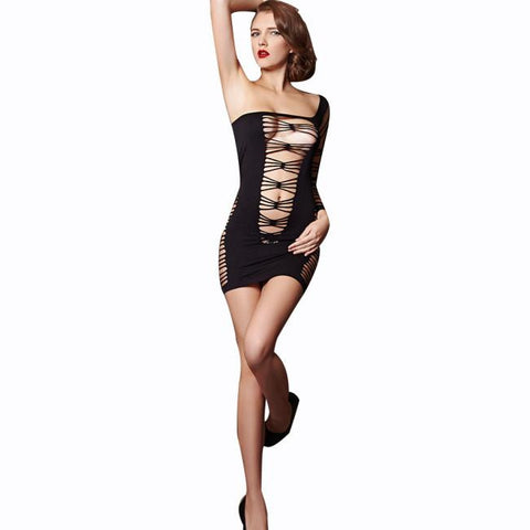 Hip Mesh Bodystockings Body Suits