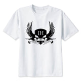 johnny hallyday rip T shirt