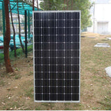 A Grade Cell Solar Panel 200W 24V 10Pcs Solar Module 2000W Solar Battery Charger Off Grid Solar Home System Solar Power System