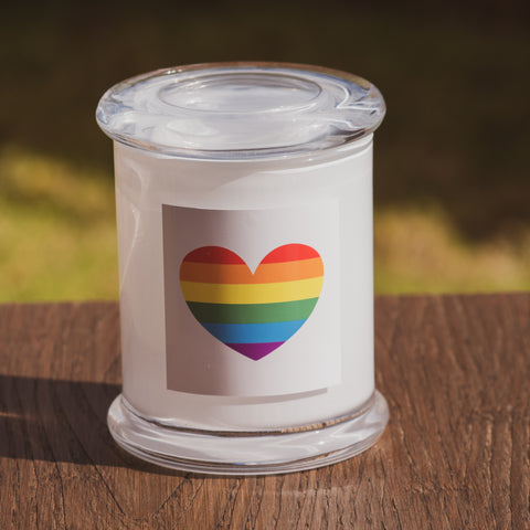 Love Is Love Deluxe Soy Candle