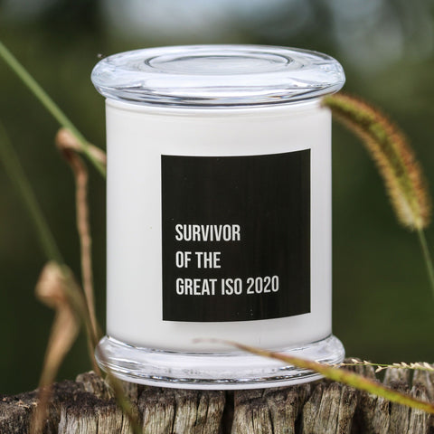 The Great Iso 2020 Deluxe Soy Candle