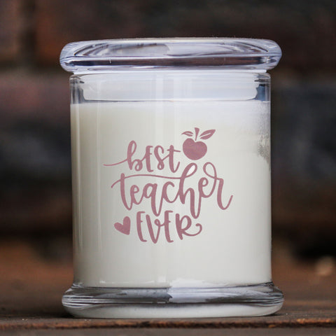 Teacher Appreciation Soy Candle