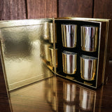 Candle Gift Set ~ Gold