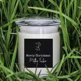 Naughty Deluxe Christmas Large Soy Candle