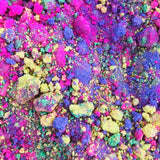 Rainbow Bath Bomb Rubble