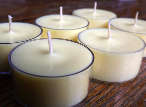 Scented Soy Tea Light Candles
